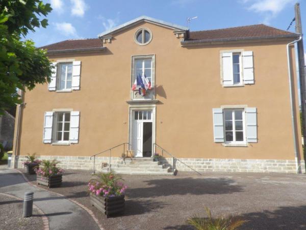 Mairie de Lavoncourt